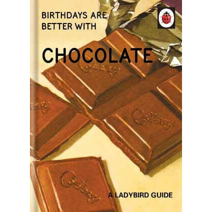 Ladybird Books For Grown-Ups The Chocolate Card