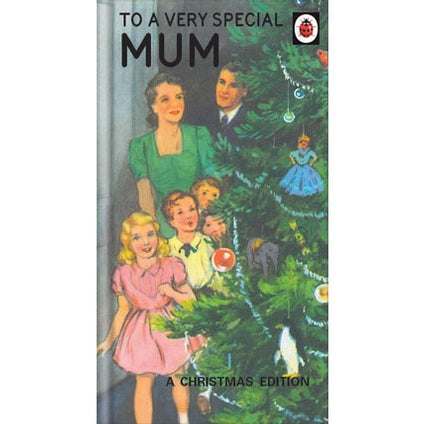 Ladybird Books Mum Christmas Card