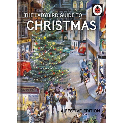 Ladybird Books Christmas Card