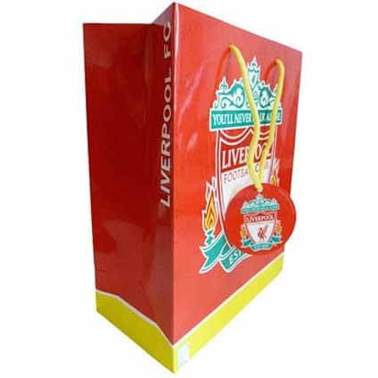 Liverpool FC Medium Gift Bag