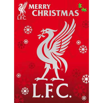 Liverpool Christmas Card