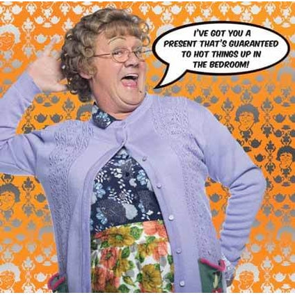 Mrs Brown's Boys General Birthday Card