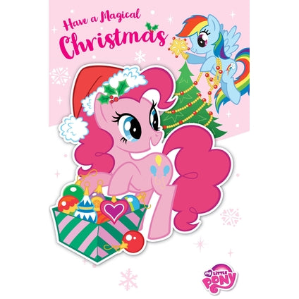 My Little Pony General Christmas Card