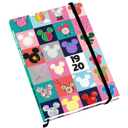 Disney Mickey Mouse A5 Mid-Year Academic Diary