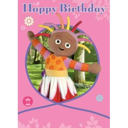 In The Night Garden General Birthday Card