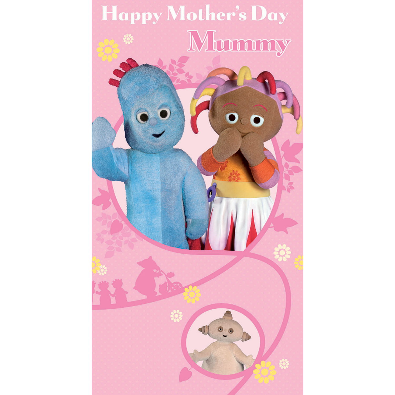 Official In The Night Garden Mother's Day Card