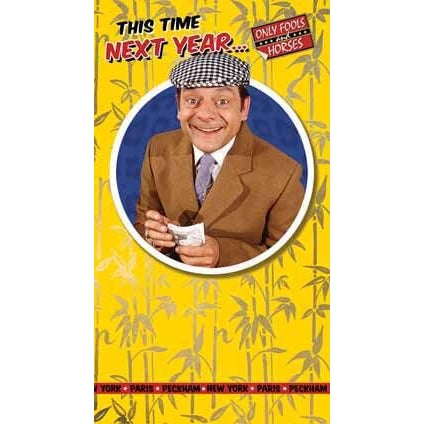 Only Fools and Horses Happy Birthday Card