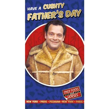 Only Fools & Horses Father's Day Card