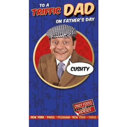 Only Fools & Horses Father's Day Dad Card