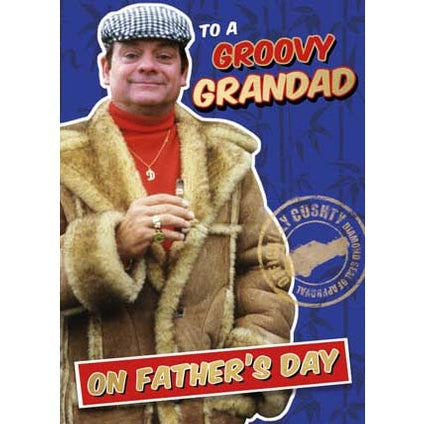 Only Fools & Horses Father's Day Grandad Card