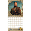Outlander Official 2021 Square Wall Calendar Inside