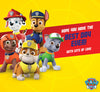 Paw Patrol Son Birthday Card Inside