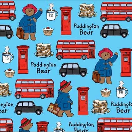 Paddington Bear Blank Greeting Card