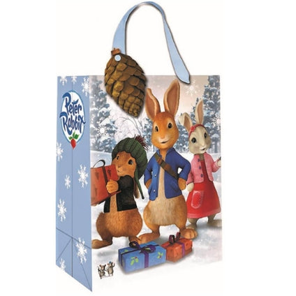 Peter Rabbit Christmas Gift Bag