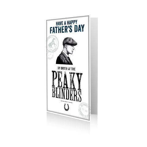 Peaky Blinders Father's Day Card