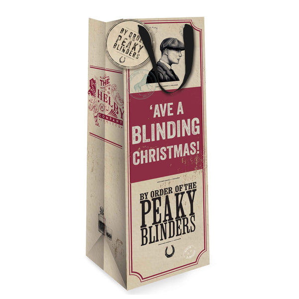 Peaky Blinders Christmas Bottle Bag