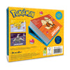 Pokemon 2021 Desk Block Calendar Back