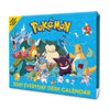 Pokemon 2021 Desk Block Calendar Front