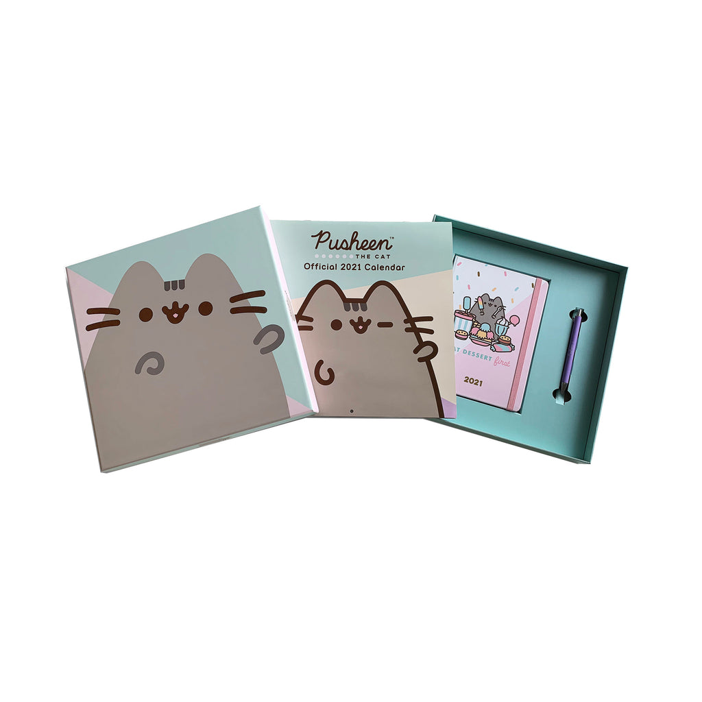 Pusheen 2021 Gift Box Set