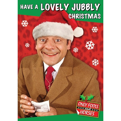 Only Fools And Horses Christmas Sound Card