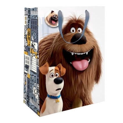 Secret Life Of Pets Medium Gift Bag