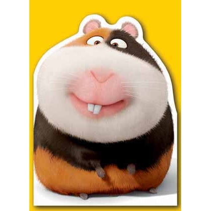 Secret Life Of Pets Norman Die-Cut Card
