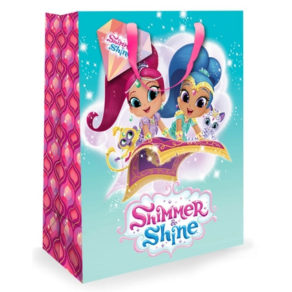 Shimmer and Shine Medium Gift Bag