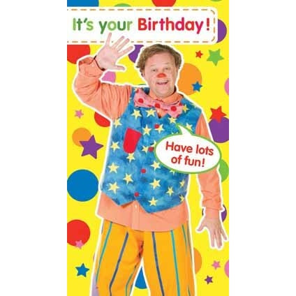 Something Special General Birthday Card