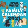 Star Wars Official 2021 Family Organiser Front
