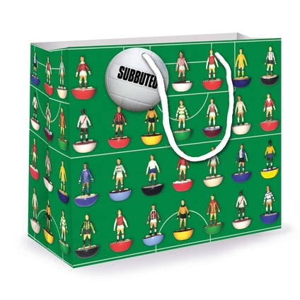 Subbuteo Football Gift Bag