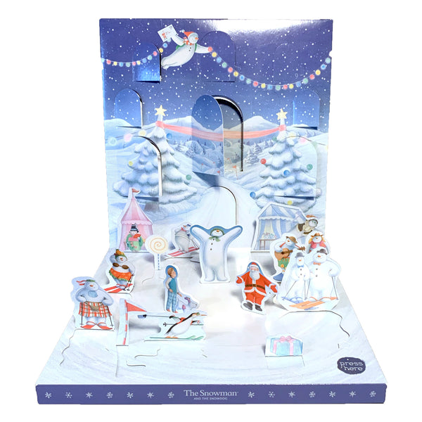 The Snowman Musical Advent Calendar