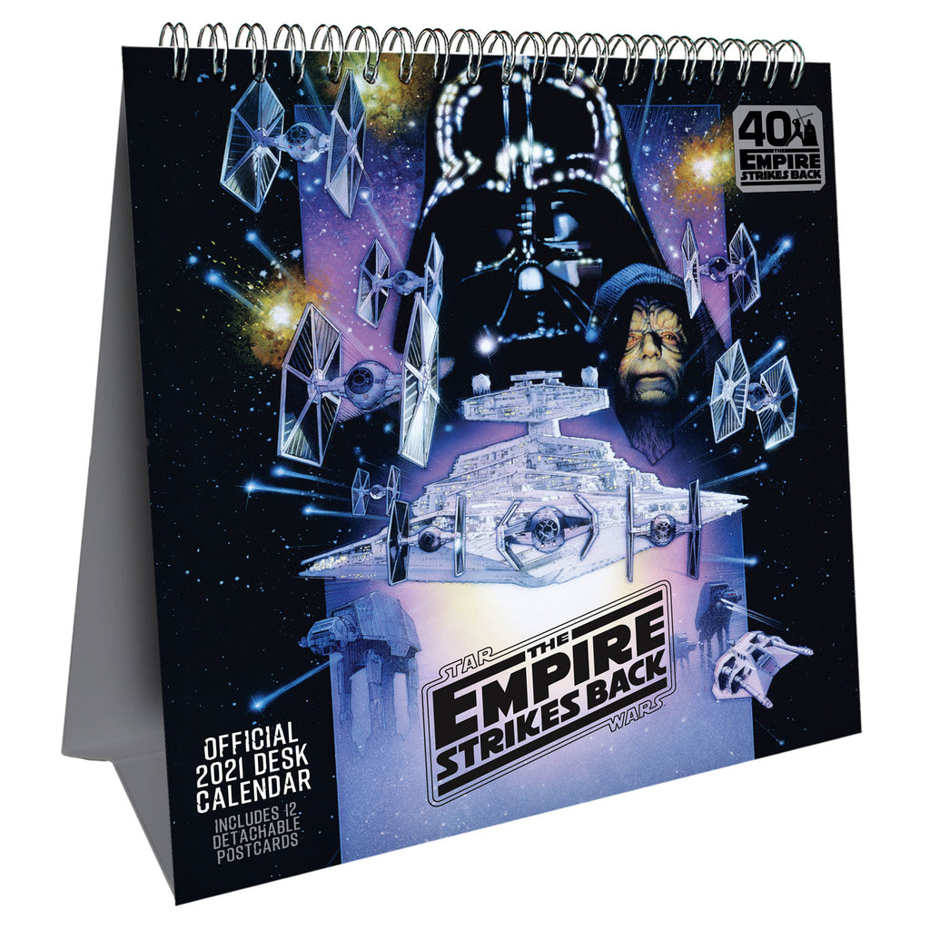 Star Wars Classic Postcard Official 2021 Desk Easel – Danilo
