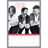 Take That Official 2021 A3 Wall Calendar Inside
