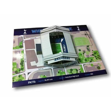 Tottenham White Hart Lane Pop Up Card