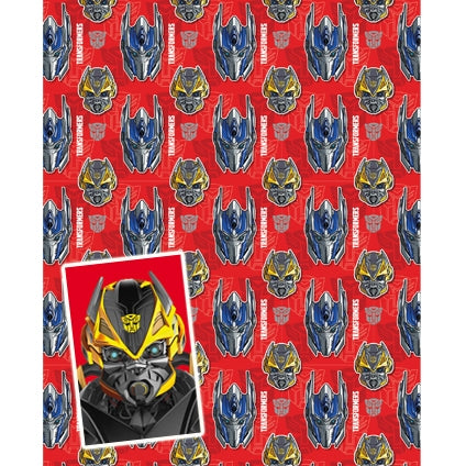 Transformers 2 Sheets And Tags