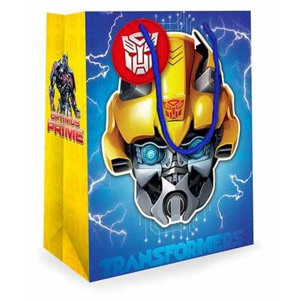 Transformers Gift Bag with Detachable Mask