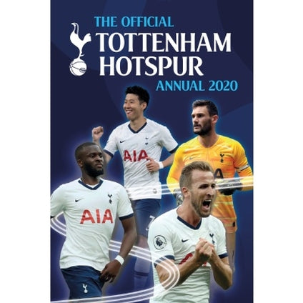 Tottenham Hotspur Football Club Official 2020 Hardback Annual