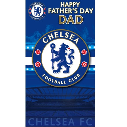 Chelsea FC Father's Day Card