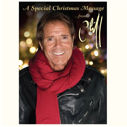 Cliff Richard Christmas Sound Card
