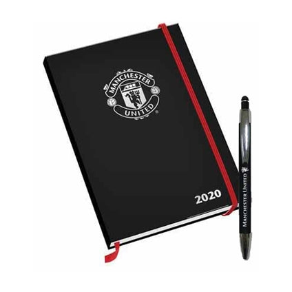 Manchester United Football Club 2020 A5 Diary and Pen