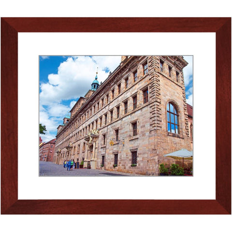 A Medieval Town Hall Framed Print | Horstmann Designs, Photography Wall Art