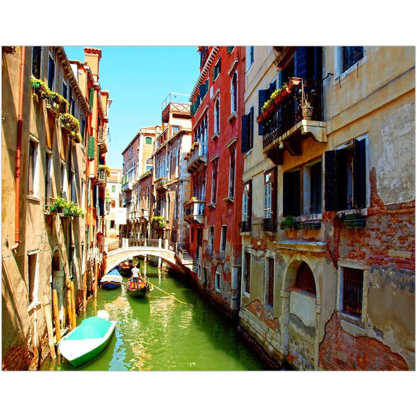 "A Venice ""Street"" Fine Art Print 