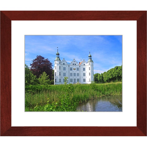 A White Castle Framed Print | Horstmann Designs, Photography Wall Art