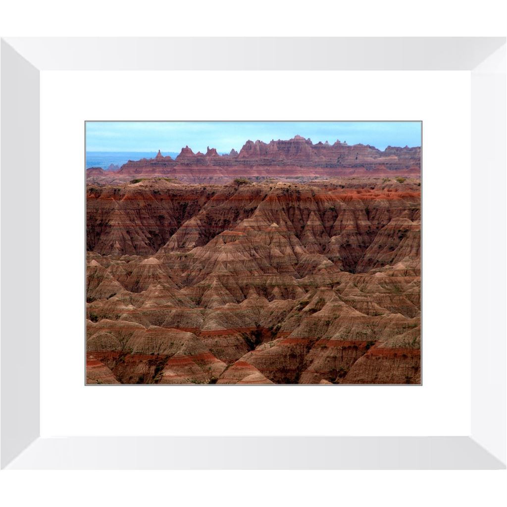 Badlands Framed Print | Horstmann Designs, Photography Wall Art