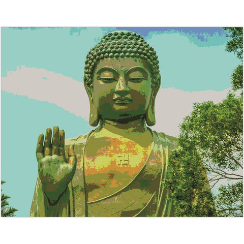 Buddha Fine Art Print | Horstmann Designs, Photography Wall Art
