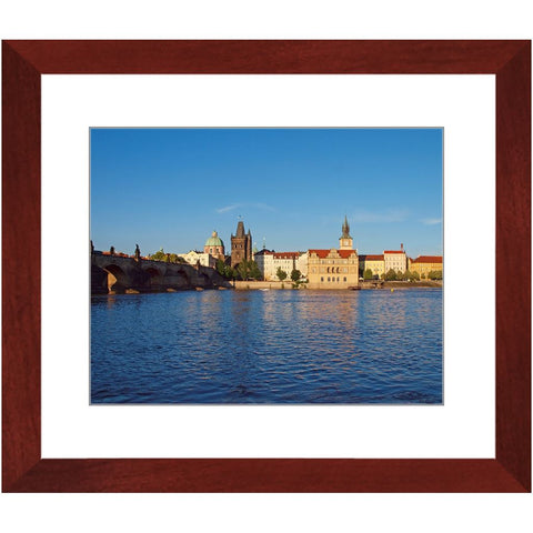 Charles Bridge II Framed Print | Horstmann Designs, Photography Wall Art