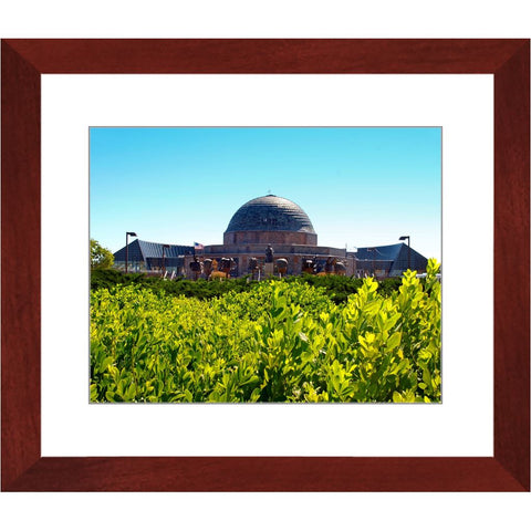 Chicago Adler Planetarium Framed Print | Horstmann Designs, Photography Wall Art