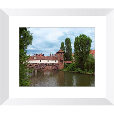 City of Nuremberg III Framed Print | Horstmann Designs, Photography Wall Art