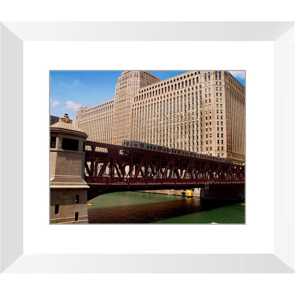 Crossing at Wells Framed Print | Horstmann Designs, Photography Wall Art