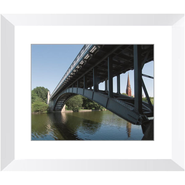 Eilenau Bridge I-IX Framed Print | Horstmann Designs, Photography Wall Art